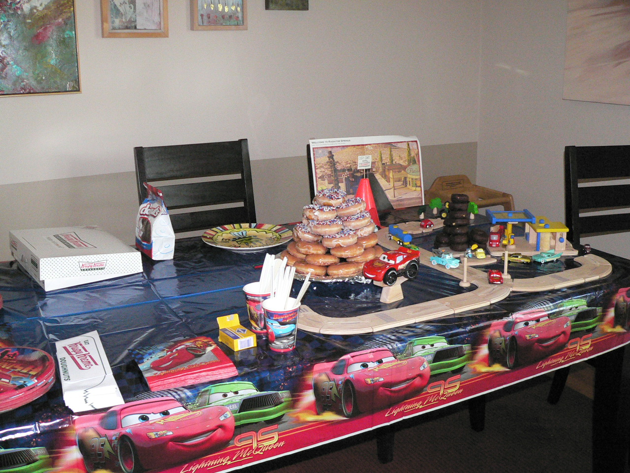 Cars Birthday Party Ideas