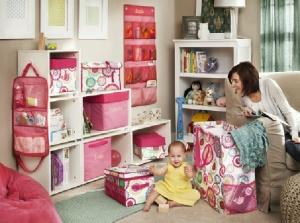 Nursery Organized!